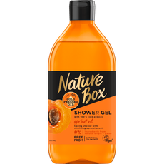 Nature Box Apricot Shower Gel
