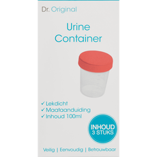 Dr. Original Urine Container 3
