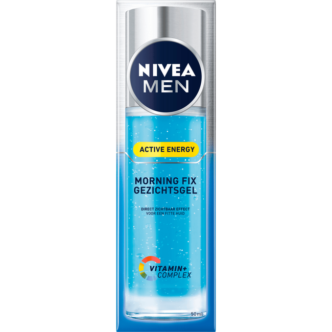 NIVEA MEN Active Energy Morning Fix Gezichtsgel