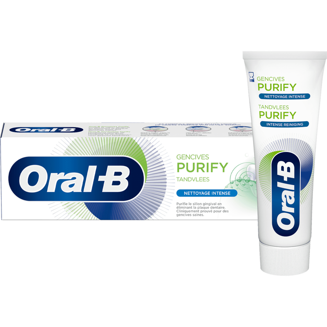 Oral-B Gum Purify Grondige Reiniging Tandpasta 75 ML