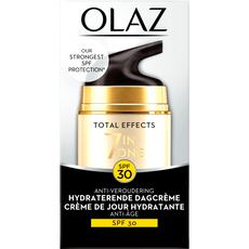 Olaz Total Effects Anti-veroudering Dagcrème SPF 30 50 ml