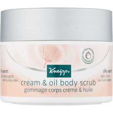 Kneipp Silky Secret Cream & Oil Body Scrub