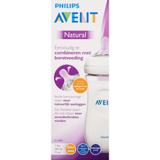 Philips Avent Natural Fles 330 ML