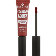Essence Liquid Lipstick Color Boost Mad About Matte 09 Magnetic Gloom