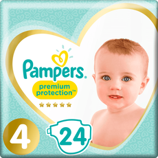 Pampers Premium Protection Luiers 4