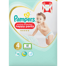 Pampers Premium Protection Pants 4