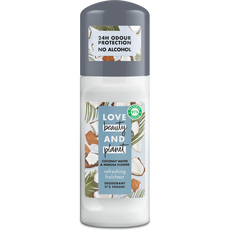Love Beauty And Planet Vegan Deodorant Roller Coconut Water And Mimosa Flower