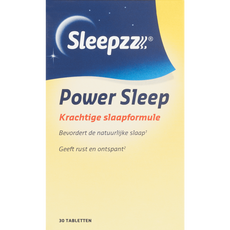 SleepzZ Power Sleep Tabletten
