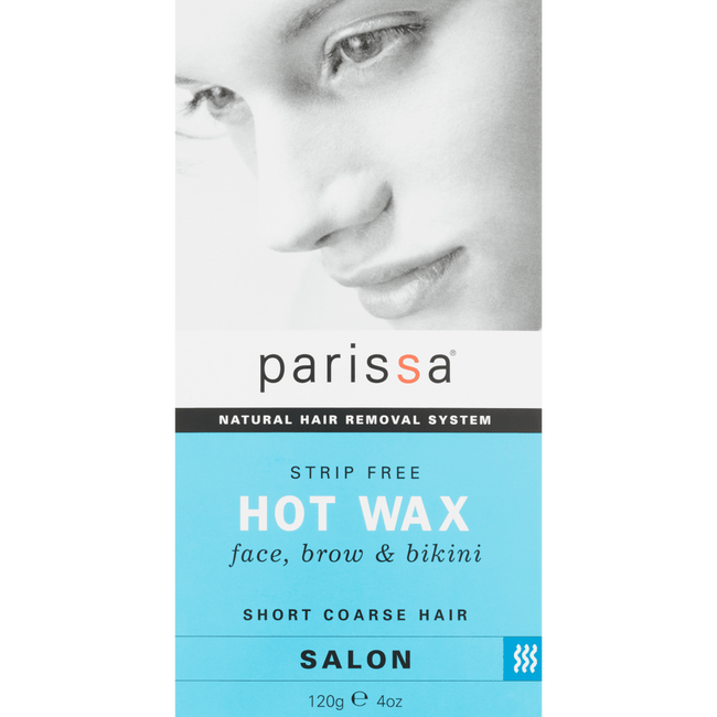 Parissa Hot Wax Face, Brow & Bikini