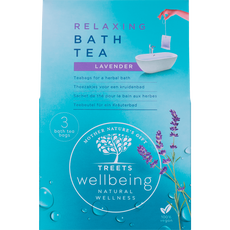 Treets Wellbeing Bath Tea Relaxing