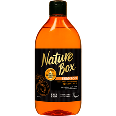 Nature Box Apricot Shine Shampoo
