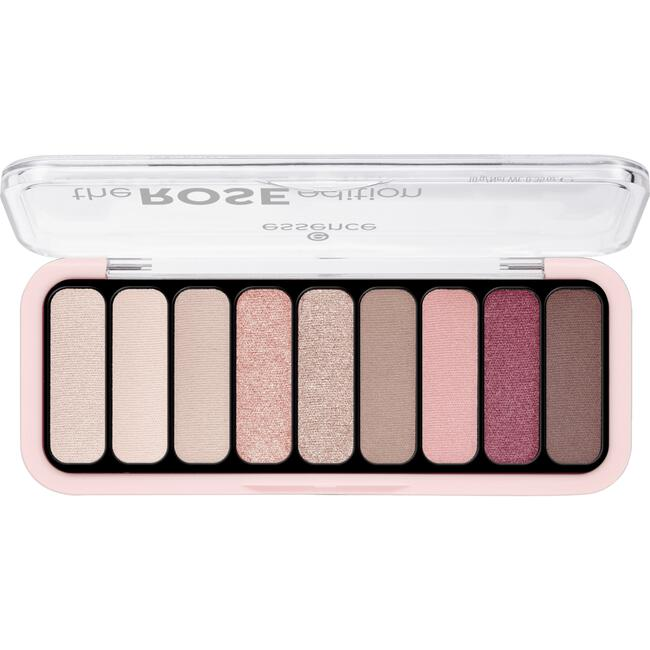 essence the ROSE edition eyeshadow palette 20 Lovely In Rose