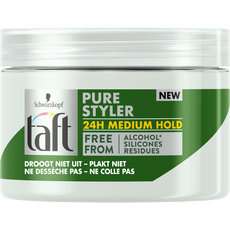 Taft Gel Pure Styler Medium Hold