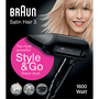 Braun Haircare Hair Dryer Hd 350