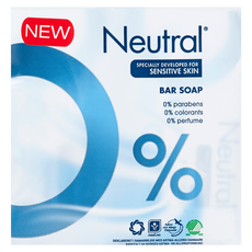Neutral Bar Soap 2x