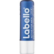 Labello Active For Men Verzorgende Lippenbalsem