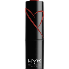 NYX Professional Makeup Shout Loud Satin Lipstick Hot In Here SLSL12