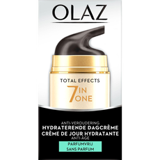 Olaz Total Effects 7in1 Parfumvrije Dagcrème 50 ml