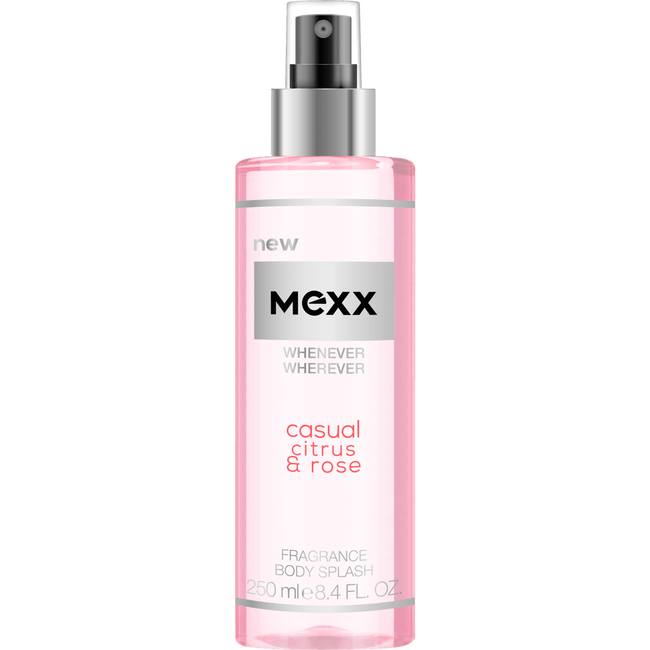 Mexx Whenever Wherever Woman Bodysplash - Body Mist