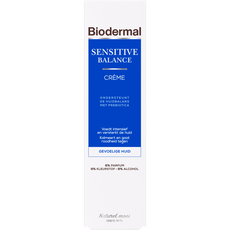 Biodermal Sensitive Balance Creme
