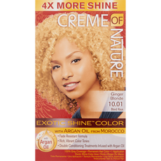 Creme Of Nature Color 10.01 Ginger Blonde