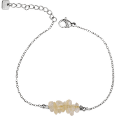 By Jam Armband Citrine Zilver