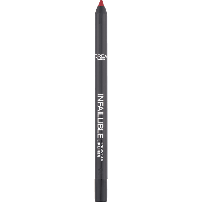 L'Oréal Paris Infallible Lip Liner 205 Apolcalypse Red