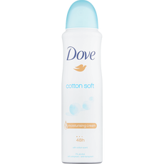 Dove Cotton Soft Anti-Transpirant Spray