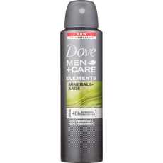 Dove Men+Care Elements Mineral + Sage Deodorant Spray