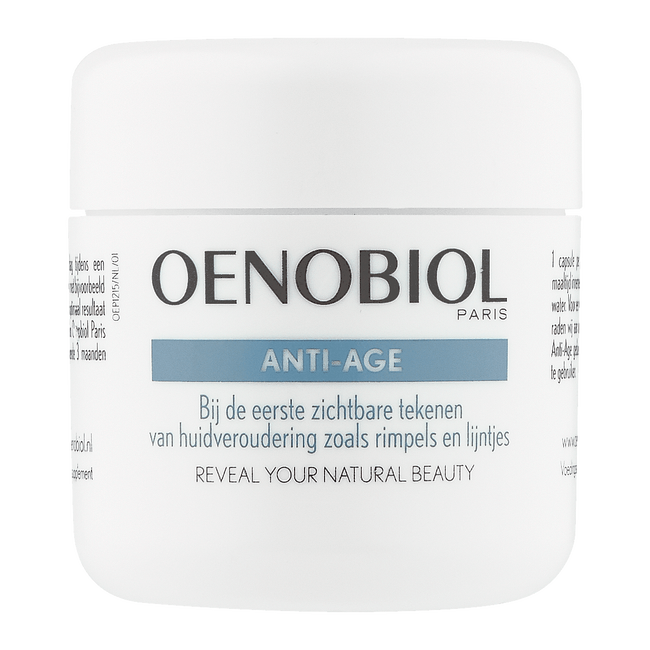 Oenobiol Paris Skin Support Anti Age Capsules
