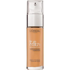 L'Oréal Paris - True Match Foundation 6.5W Caramel Doré - Foundation SPF17