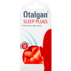 Otalgan Sleep Plugs 10 paar