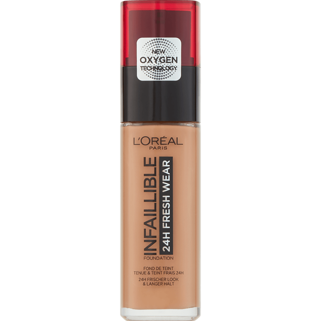 L'Oréal Paris Make-Up Designer Infallible 24Hr Fresh Wear Foundation 320 Caramel