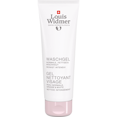 Louis Widmer Wash Gel Gezicht Licht Geparfumeerd 125 ML