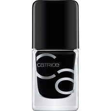 Catrice ICONails Nail Polish 20 Black To The Routes