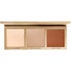 L.O.V The Glowrious Highlighting & Bronzing Palette 010 Rose Addiction