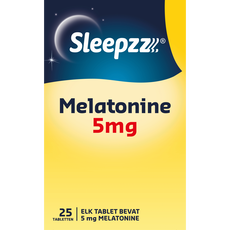 Sleepzz Melatonine 5 mg