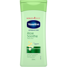 Vaseline Intensive Care Aloë Fresh Body Lotion