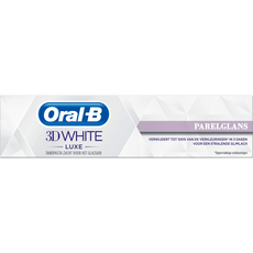 Oral-B 3D White Luxe Parel Glans Tandpasta 75 ml
