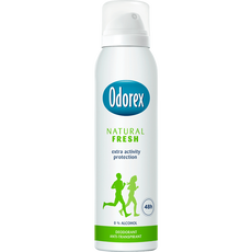 Odorex Natural Fresh Deodorant Spray