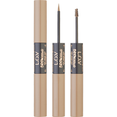 L.O.V BROWttitude 2-In-1 Brow Tint & Filler Gel 100