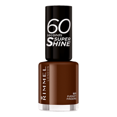 Rimmel London 60 Seconds Supershine Nailpolish -901 Darkest Desires