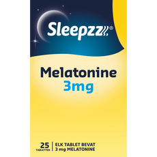 Sleepzz Melatonine 3 mg