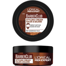 L'Oréal Paris Men Expert BarberClub Styling Cream Hair & Beard