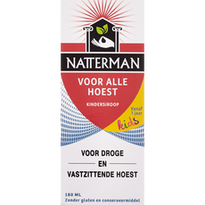 Natterman Kids Kindersiroop