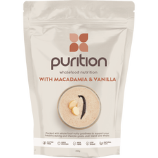 Purition Wholesome Macadamia & Vanilla