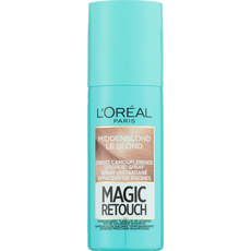 L'Oréal Paris Magic Retouch Uitgroei Camouflage Spray 5 Middenblond