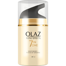 Olaz Total Effects 7in1 Hydraterende Dagcrème + Zelfbruiner SPF12 50 ml