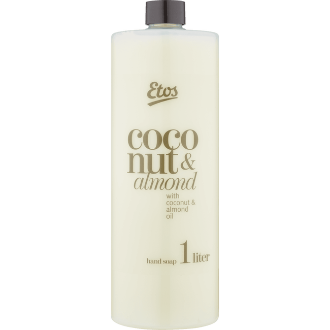 Etos Coconut & Almond Hand Soap Navulling