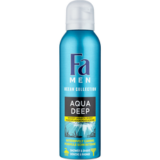 Fa Men Shower Foam Aqua